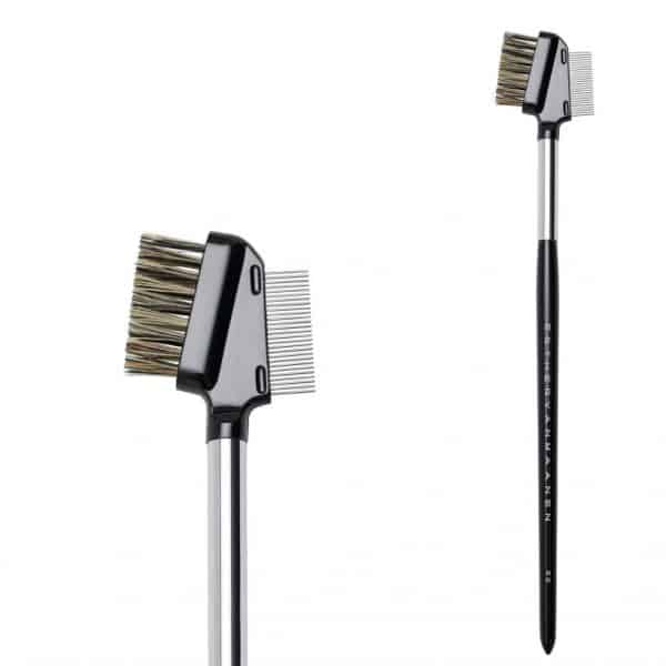 brow and lash brush