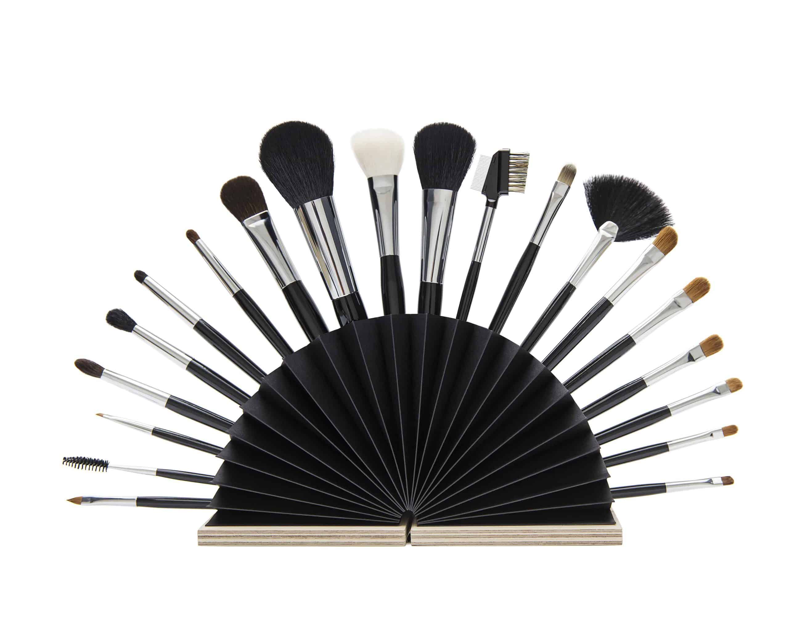 display brushes