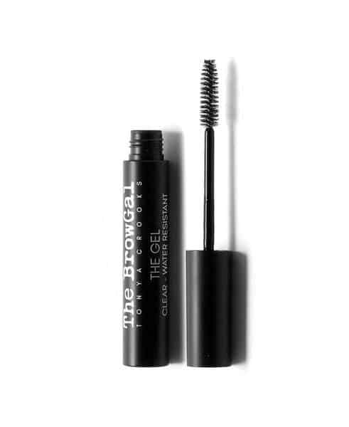 Clear Eyebrow Gel The Browgal
