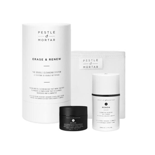 pestle and mortar double cleanse kit