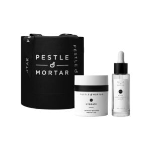 Pestle and Mortar Hydrating Duo Set