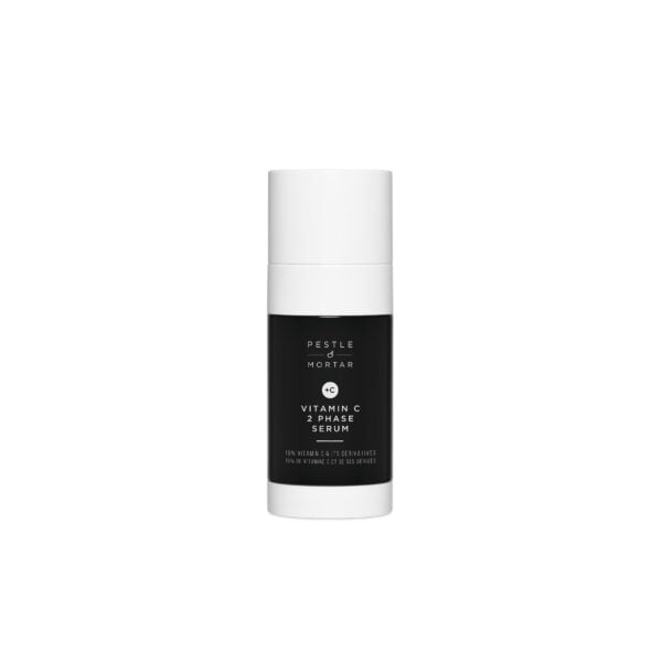 pestle and mortar vitamin c serum