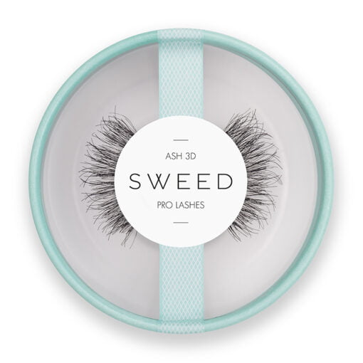 sweed lashes ash 3d