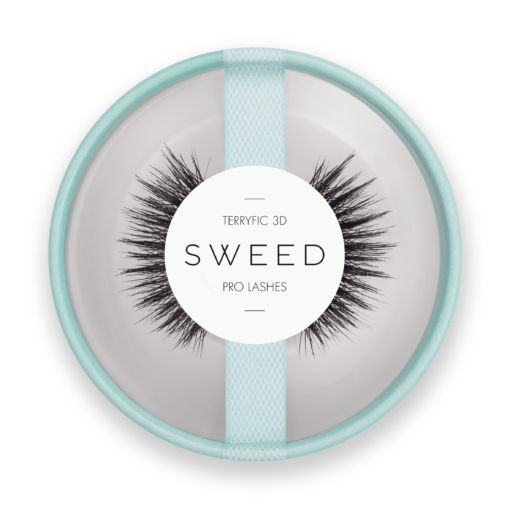 sweed lashes terrific 3d