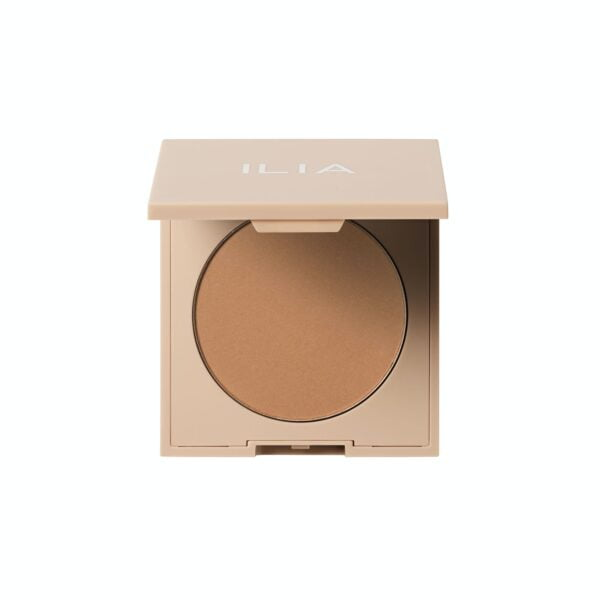 ilia nightlite bronzing powder drawn in