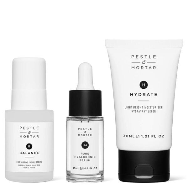 pestle and mortar ultimate hydration kit