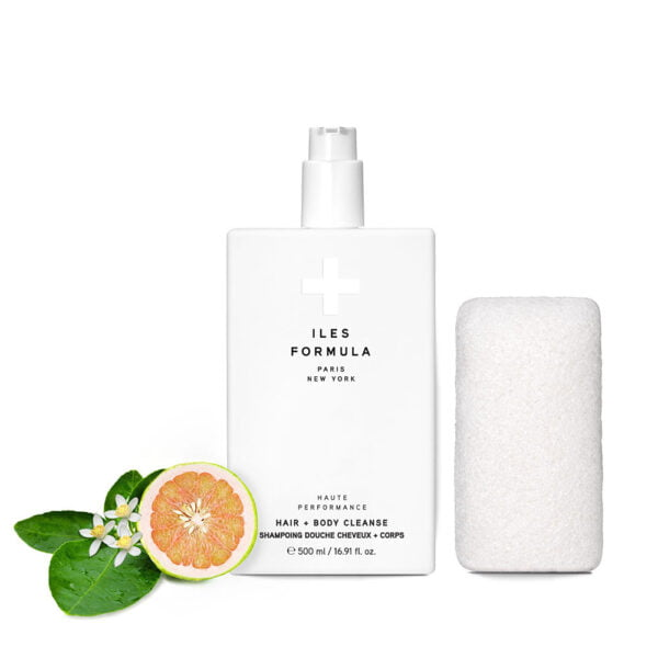 iles formula hair body cleanse